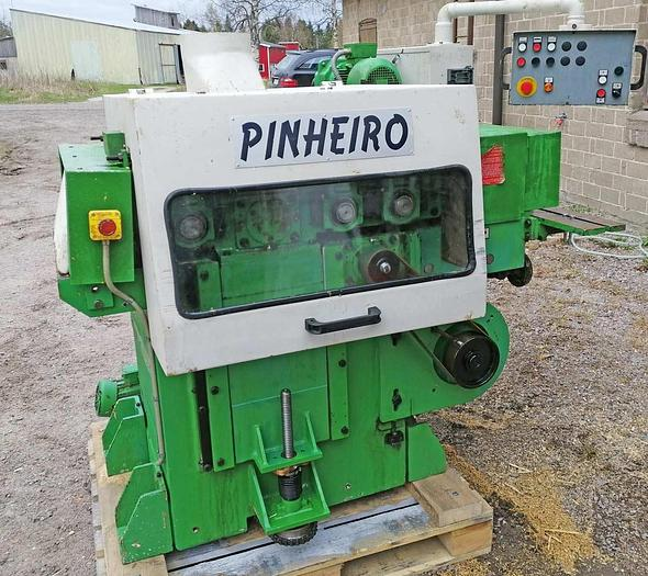 Pinheiro- 2 sideplaner Typ PMC 2-450