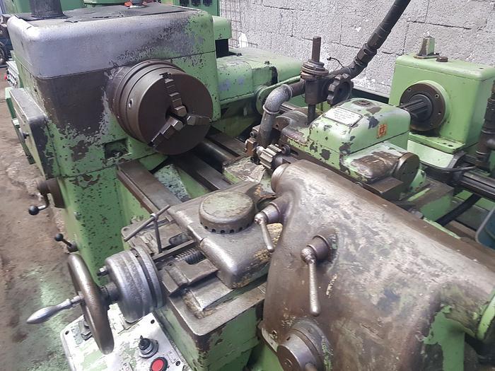1966 Universal Horizontal  Spline, Thread, and Worm Milling and Hobbing Machine  Model No. 31-MU WANDERER