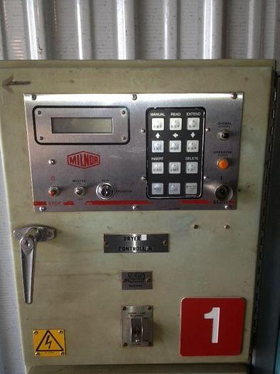 1990 Milnor Dryer Control