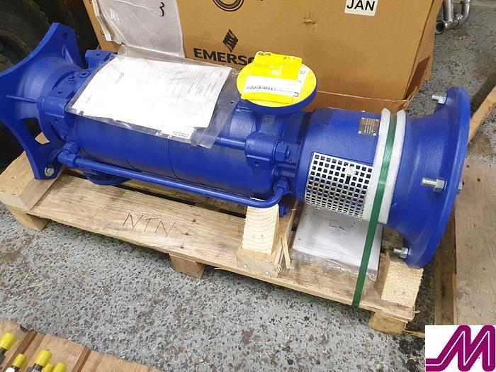 2020 KSB MTC V50/8C-3.1 High Pressure Pump