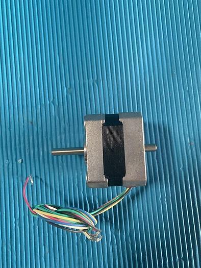 Used oriental motor vexta stepping motor PX243-01B