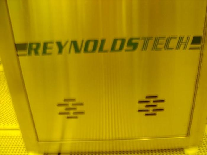 Used Reynoldstech  stainless Steel Porous Silicon Etch Wet Bench
