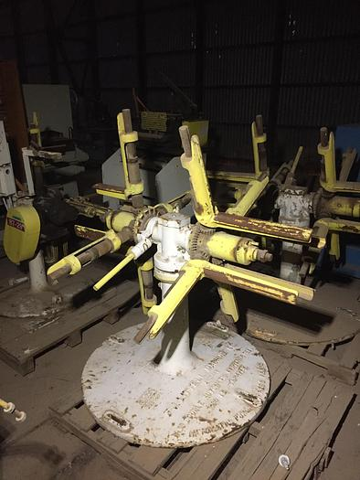 Used 1000 lb. Littel Dbl. End Coil Reel