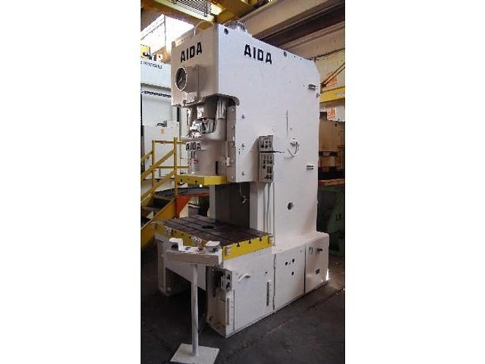 121Ton Aida Gap Frame Mechanical Press