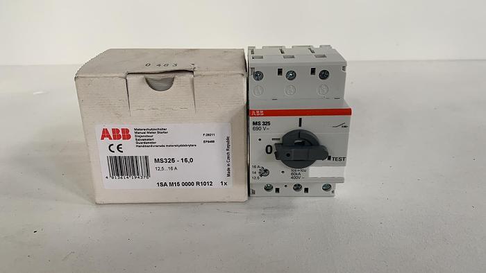 ABB MS325/16-S