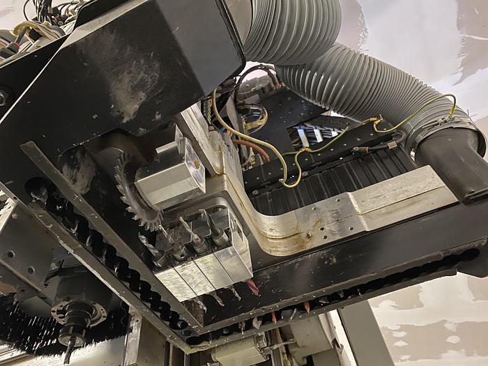 2008 Biesse Rover C 9.65 Conf. 2 Edge