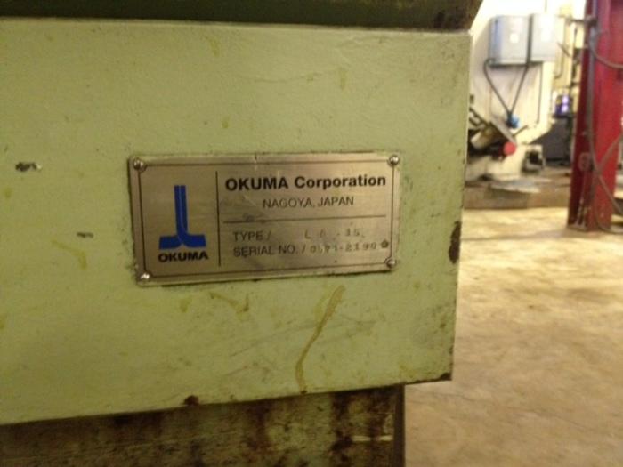 OKUMA LR-15