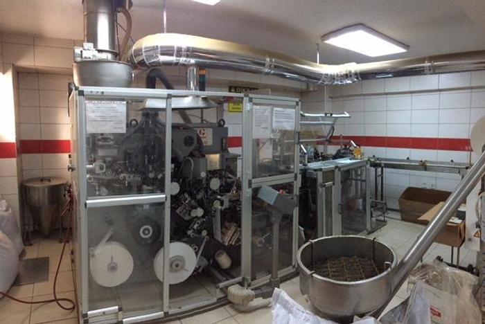 IMA Teamac MD20 TEABAG MACHINE