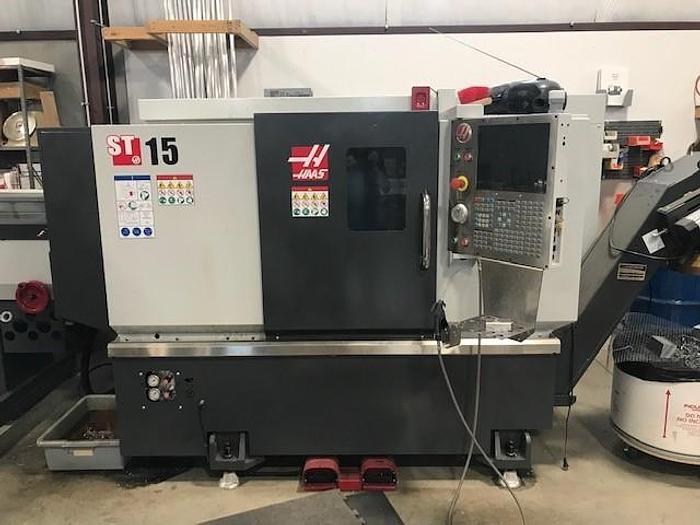 2016 Haas ST-15 CNC Lathe