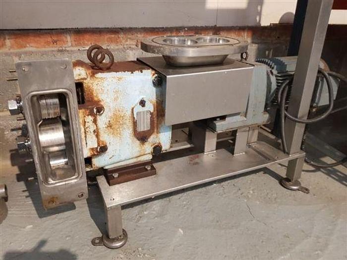 Used Wakusha Butter Pump Type 131-U2