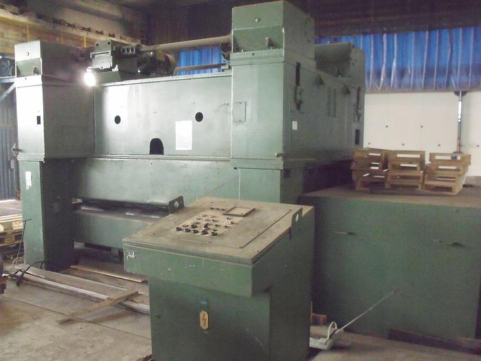 1978 Sheet metal levelling / straightening machine UBR 16x2500/1-10