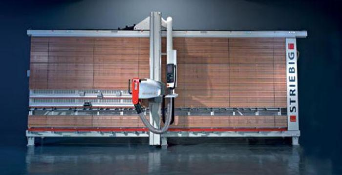 Striebig Control 5168 Automatic Vertical Panel Saw