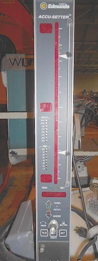 Edmunds Accusetter Gauge