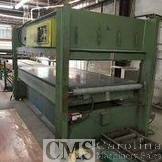 Used Interwood V-5160 Press