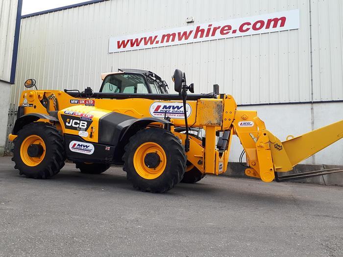 Used JCB 540-170 – 17M REACH