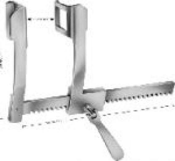 Spreader Rib Finochietto Blade 70 by 65mm
