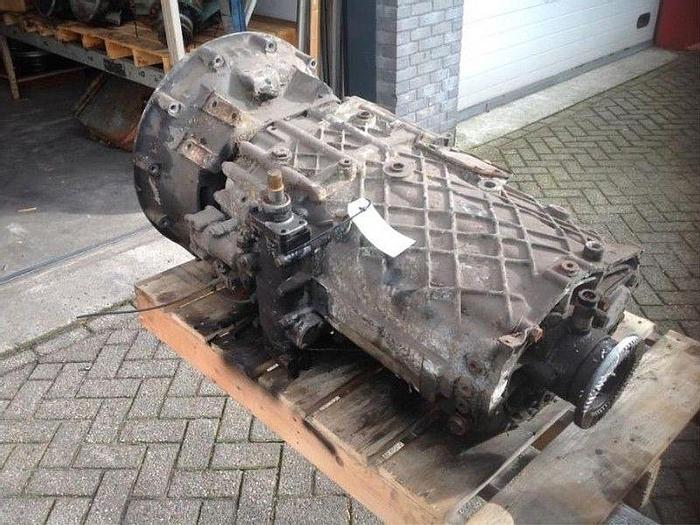 Used MAN ZF S6-66+GV66