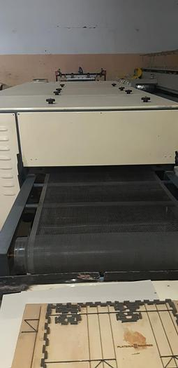 Used 1996 Sakurai SC-72 automatic  Screen Printing Machine