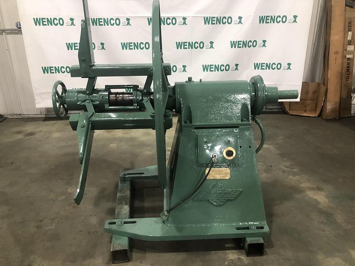 Used LITTELL Non Motorized uncoilers 40-36