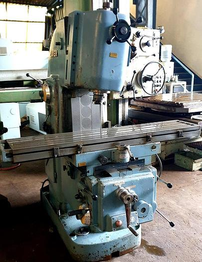 Zayer Vertical Milling Machine