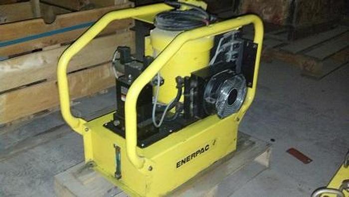 Used Enerpac Prototype 15 Hydraulic Unit