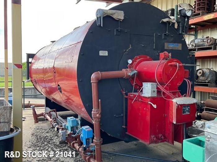 Refurbished Donlee  York 300 HP Boiler