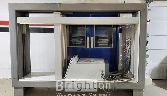 Used 2008 Biesse Cosmo, used Case Clamp
