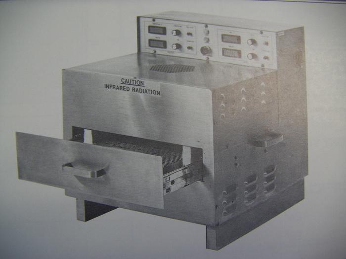 IRT-11B IR reflow oven