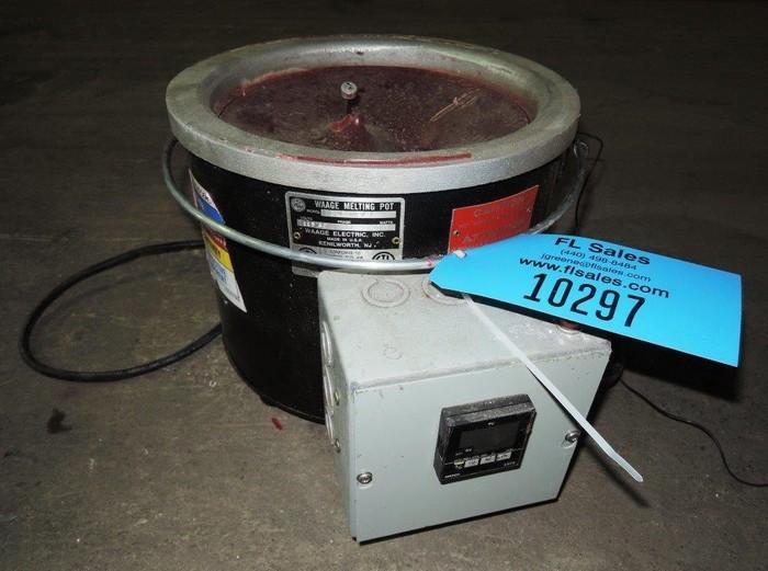 WAAGE WP40A-0-77-2 WAX POT.