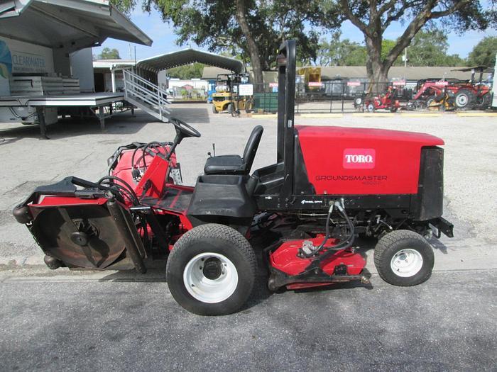 Toro Groundsmaster 4500D Mower