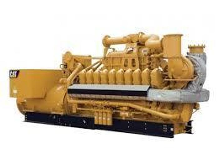 1.97 MW 2012 New Caterpillar G3520C Natural Gas Generator