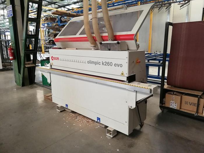 Ristrutturato BORDATRICE SCM GROUP K260 EVO