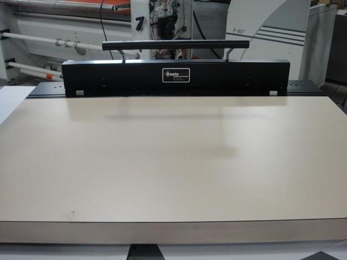 Used Presstek 23 x 30 Plate Punch