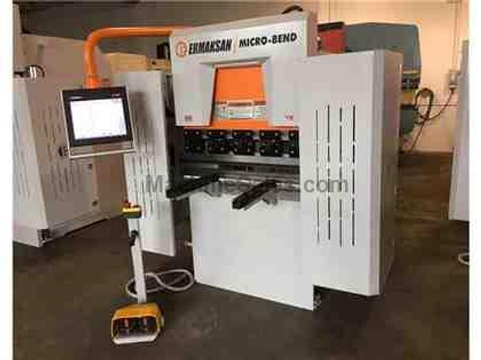 "2018 44 Ton x 40"" Ermak Micro-Bend Press Brake"