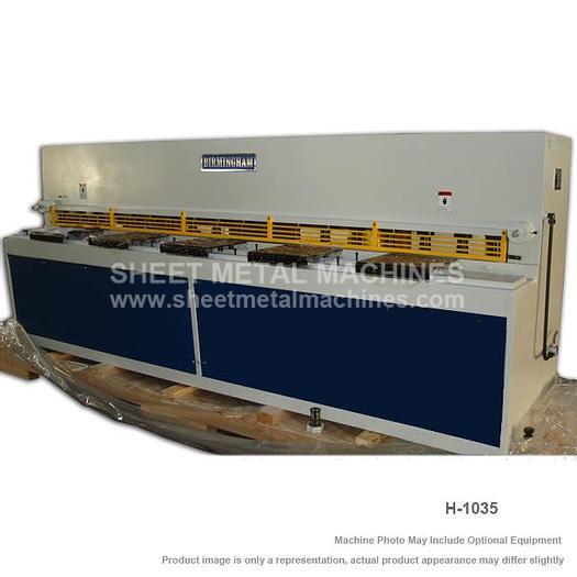 BIRMINGHAM Hydraulic Shear H-0435