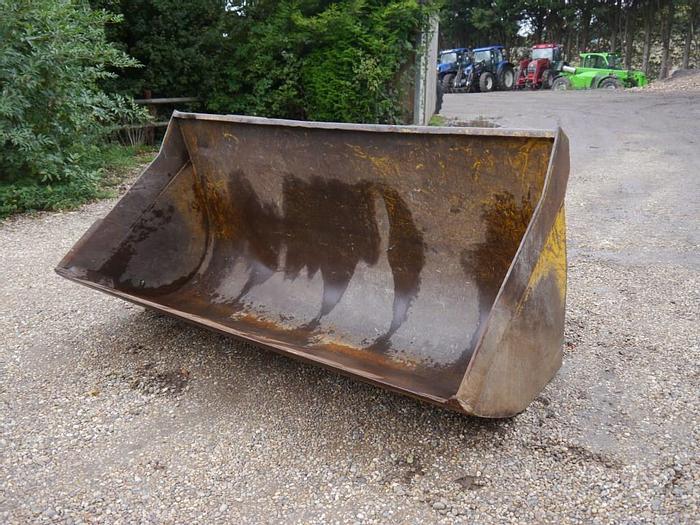 Used JCB Telehandler Bucket