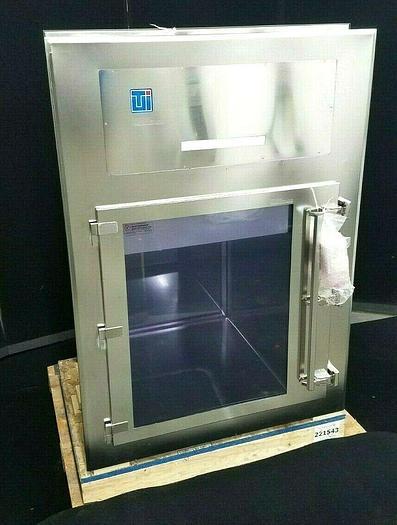 NEW Terra Universal Refrigerated Smart Pass-Through Laboratory Chamber NEW!!