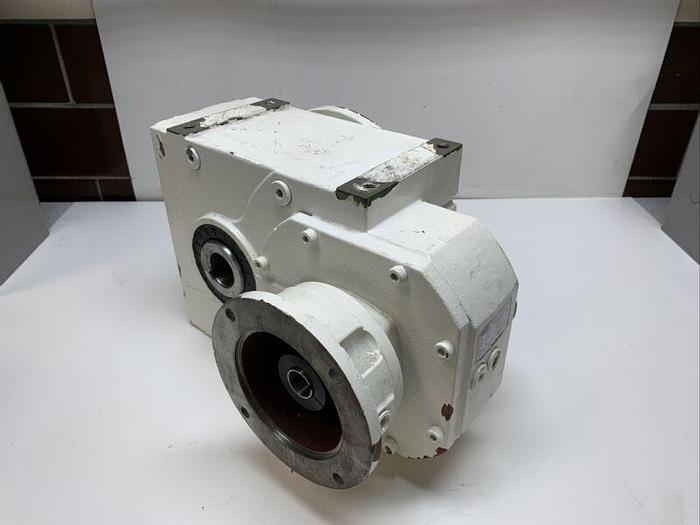 Used Baldor Dodge Quantis MW682CN140TC Gearbox Speed Reducer 74.13:1 O/P-Shaft
