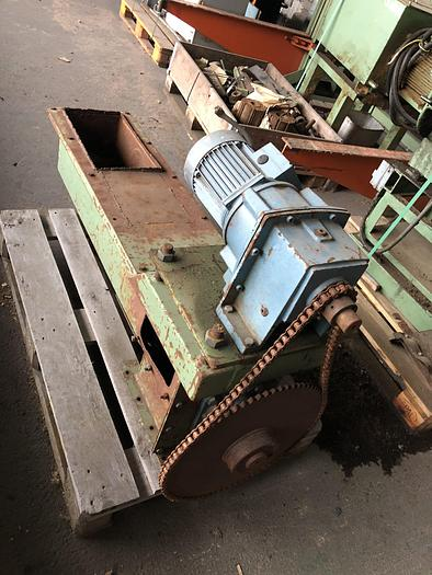 Used Sweden Used screw conveyor