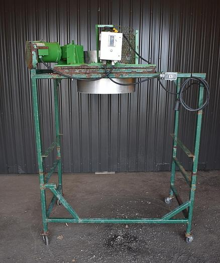 Used USED COMMERCIAL SLICER, STAINLESS STEEL