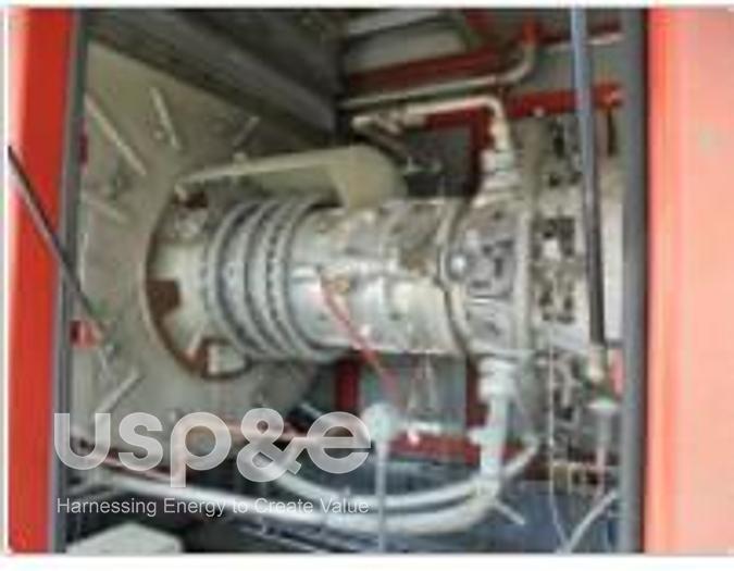 Used 7.5 MW 2007 Used Solar Taurus 70 Natural Gas Turbine Generator Sets