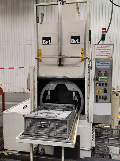 Gebraucht Werkstück Waschmaschine BVL FS 750 1 T