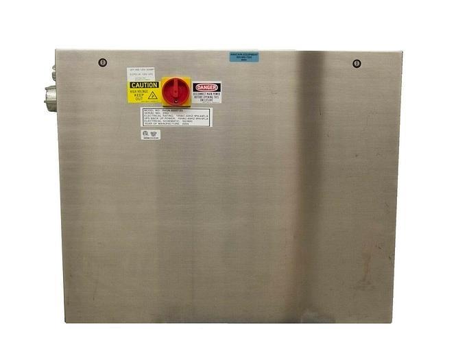 "Used Hoffman CSD363010SS Enclosure Single Door Electrical Box 36x11x30"" USED (8955)R"
