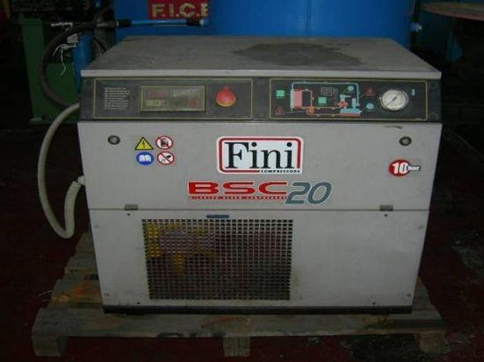 Usata Compressore Fini BSC 20