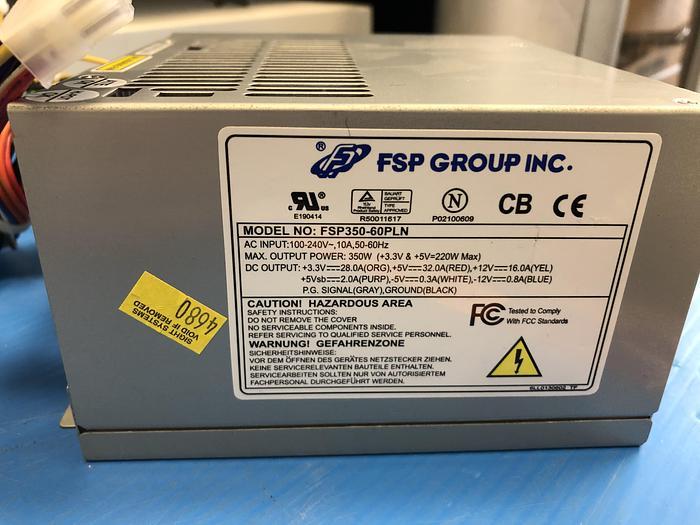 NEW FSP350-60PLN 350W Band-5V Power Supply
