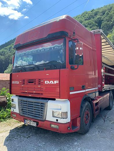 Used 2000 DAF 95 XF 430 EURO 3 MANUAL