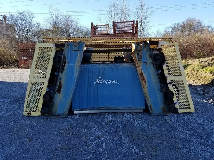 Used Stearns Magnet Conveyor