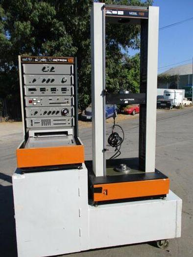 Used Used- Instron 1120 Series Tensile Tester, Model 1122.