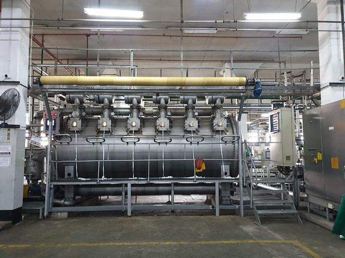 Used THIES jet dyeing 1979 ( FULL UPGRADE) 1000 kgs