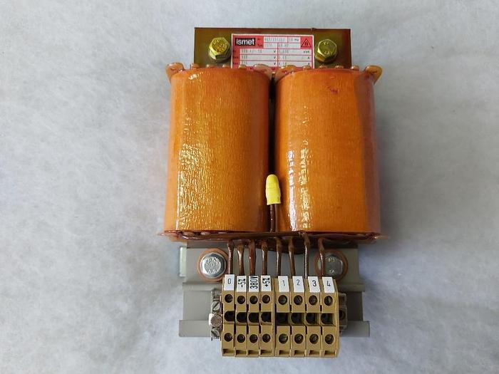 Transformator, 380V -> 110/220V, ISTK Ismet,  neu